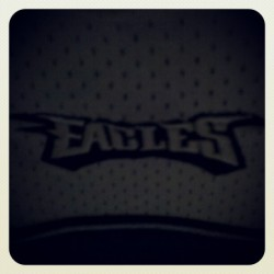 Where them #haters at? #flyeaglesfly (Taken with Instagram)