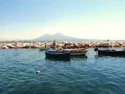Napoli, the sea and the Vesuvius (Naples), Italy submitted by: MaL'Ore, thanks!