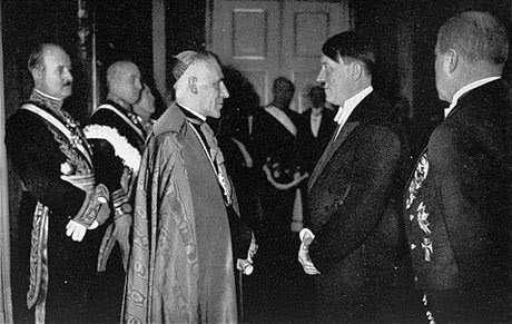 Pope Pius XII and Hitler