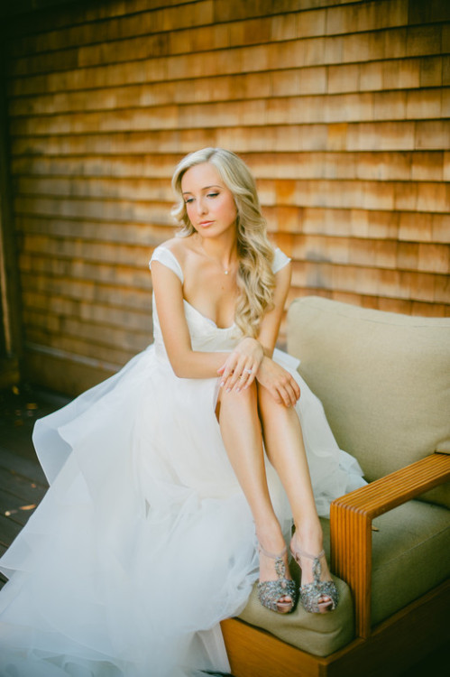One of our gorgeous brides Suzy! Photo credit: www.jaredalvarez.com Makeup and hair by Violet Prather, The Makeup Dolls
