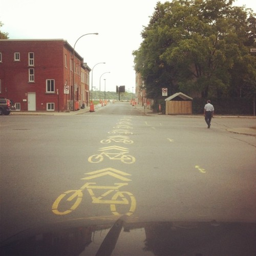 Montreal's East End Mark Peter Drolet (Taken with Instagram)