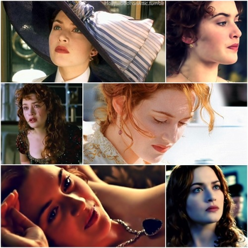 Rose moments collage.