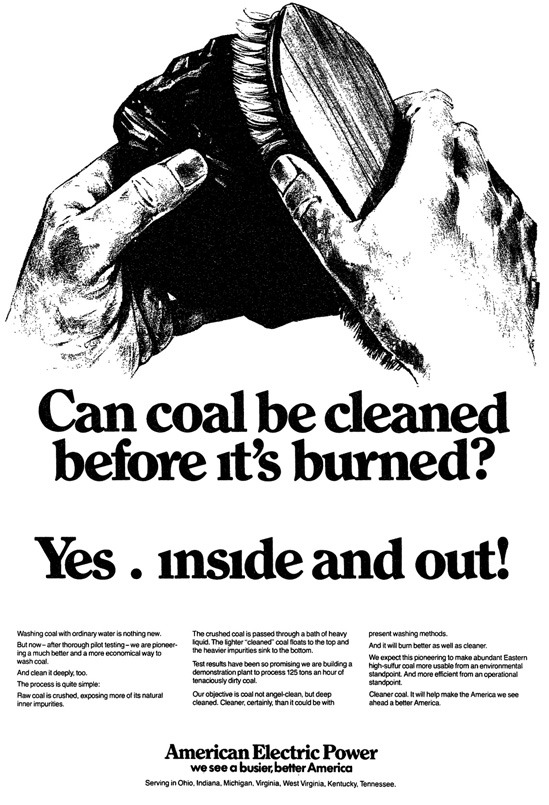 (via Coal Ads | Quit Coal)