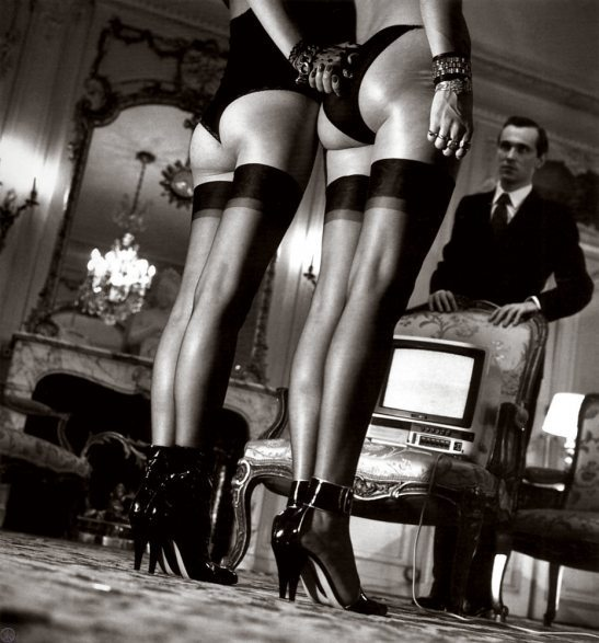 Helmut Newton (via Street Factors)
