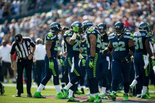 (Photo by Rod Mar/Seattle Seahawks)