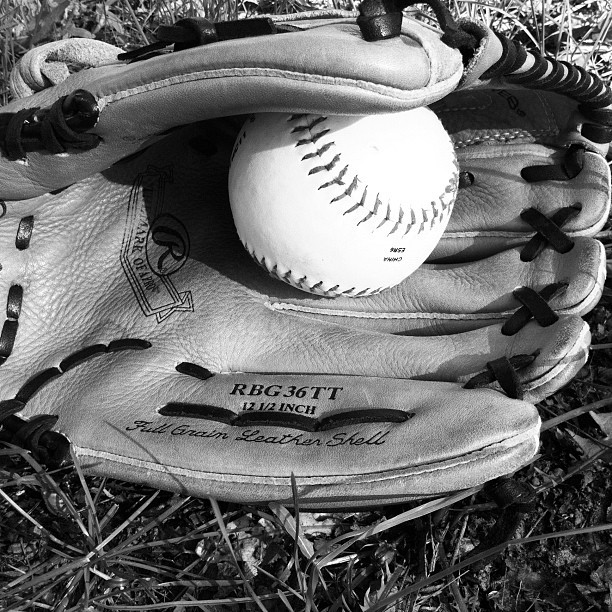 Softball. (Taken with Instagram)