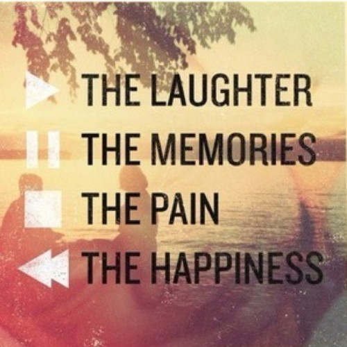 _#The Laughter _#The Memories _#The Pain _#The Happiness.  (Taken with Instagram)