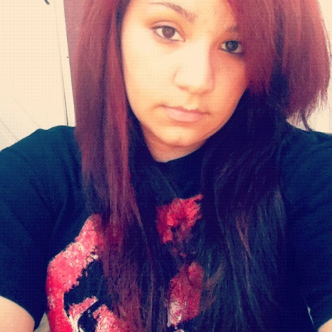Yay! Just re-dyed my hair and it's so nice and red:)