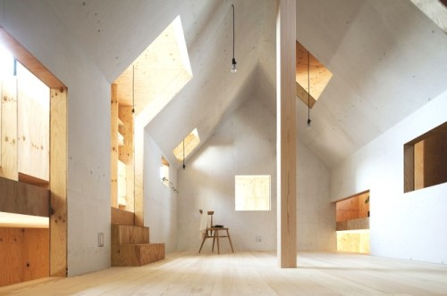 (via Japanese Minimalism: The Ant House)