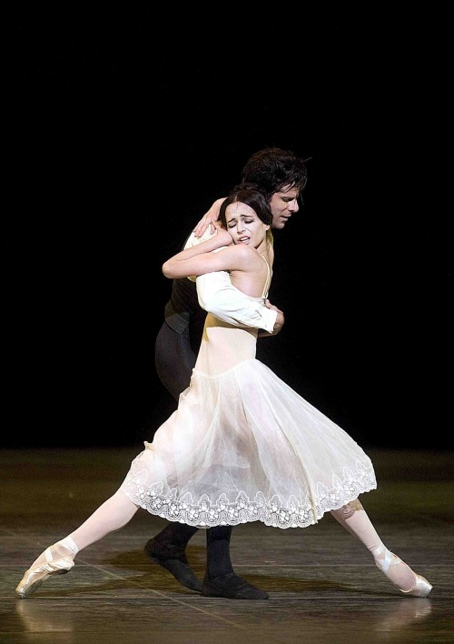 Diana Vishneva and Marcelo Gomes