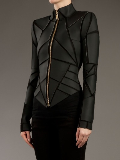 searedvisions:  Jacket by Gareth Pugh