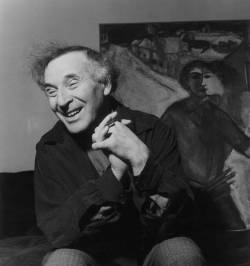 Izis Bidermanas. Marc Chagall, 1949