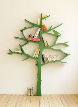justadsounds:  Tree Shelf