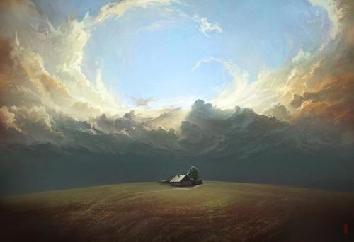 """At world's end"" by *RHADS"
