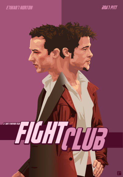 mustbeprinted:  Fight Club