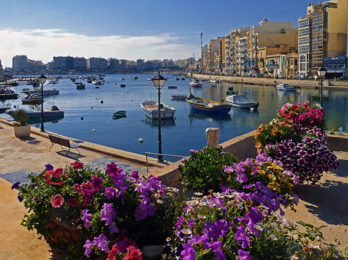 somedayillseetheworld:  St. Julian, Malta