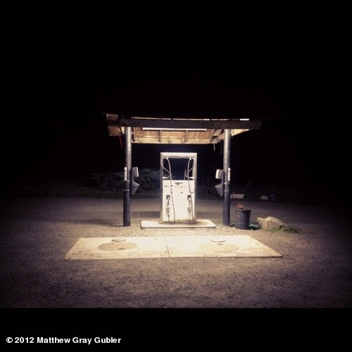 mountain gas pumpView more Matthew Gray Gubler on WhoSay
