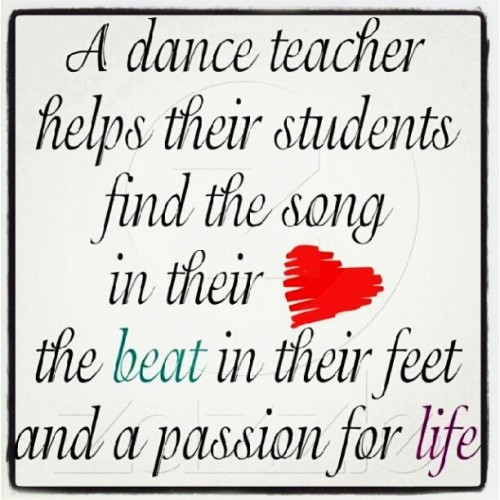 #dance #teacher #passion #music #love #life  (Taken with Instagram)