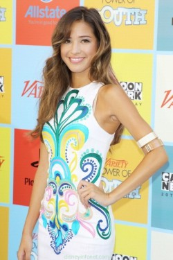 Kelsey Chow- English / Cherokee/ Chinese