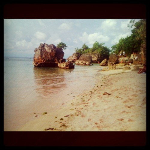 #padangpadangbeach #bali #indonesia  (Taken with Instagram)