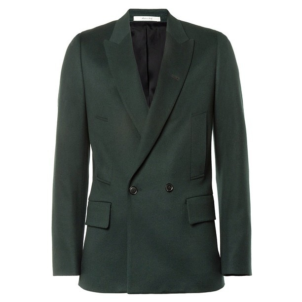 Is it a blazer? Is it an overcoat? Yes, and it arrives on site tomorrow courtesy of PAUL SMITH #productpeek (Taken with Instagram)