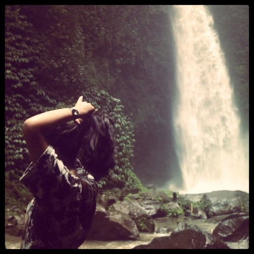 @etavian #Nungnungwaterfall #bali #indonesia  (Taken with Instagram)