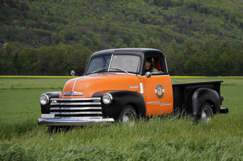 1948 Chevy Pickup by polara 64 on Flickr.