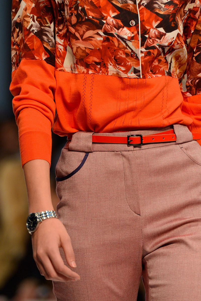 journaldelamode:  London Fashion Week SS 2013, Paul Smith show