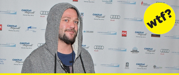 buzzfeed:  IN CASE YOU MISSED IT:  Bam Margera had to call the cops over the weekend when a woman broke into his home, got naked, climbed into bed with him, and uh, refused to stop masturbating…  Shit I don't want ppl talking about me like this