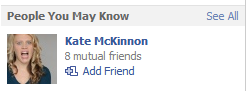 Don't phunk with my heart, Facebook.