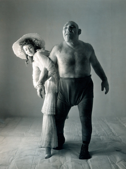 For all you Shrek fans! Professional wrestler Maurice Tillet, aka The French Angel, was the inspiration for Shrek's character design. I have to say that I still prefer Carter Goodrich's designs instead. Another fun fact: Both Bill Murray and Chris Farley were cast to play Shrek. Farley actually recorded 80-90% of the dialogue before his death. Don't you want to hear that recording???