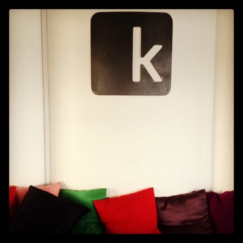 kigali's newest tech coworking space! (Taken with Instagram at kLab)