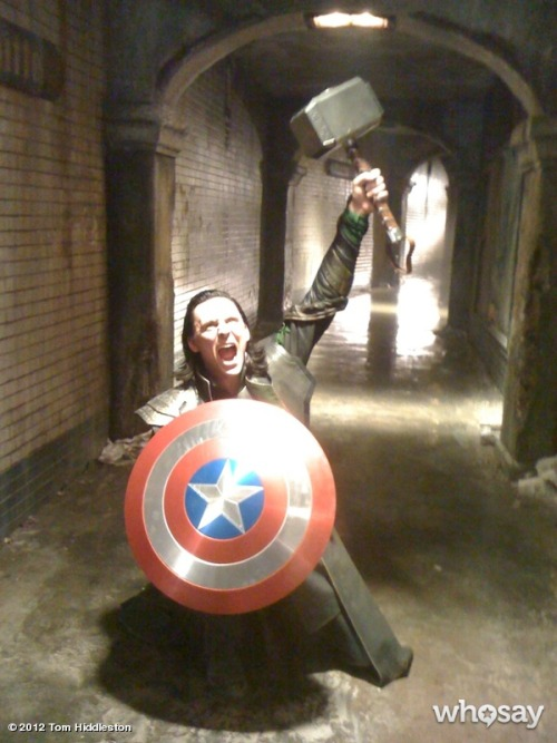 Yet another example of the awesomeness that is Hiddles…