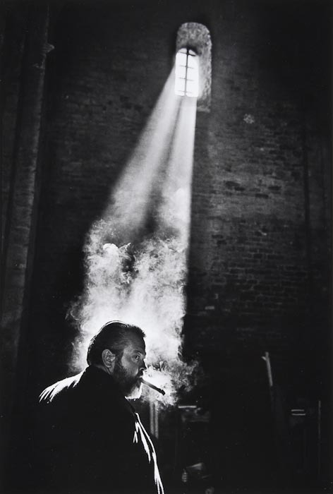 vintageebonyandivory:  CHIMES AT MIDNIGHT.1965.ORSON WELLES.