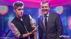 Watch Justin's exclusive interview and performance on Daybreak at 6:00am Thursday 20th & Friday the 21st September on ITV1 & ITV1 HD.