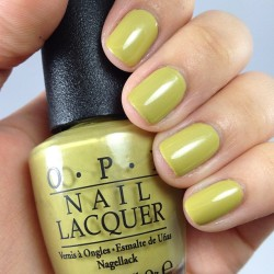 @opi_products Don't Talk Bach to Me from Germany Collection. Such a great polish~ #opi #mani #nails #nailpolish #germany (Taken with Instagram)