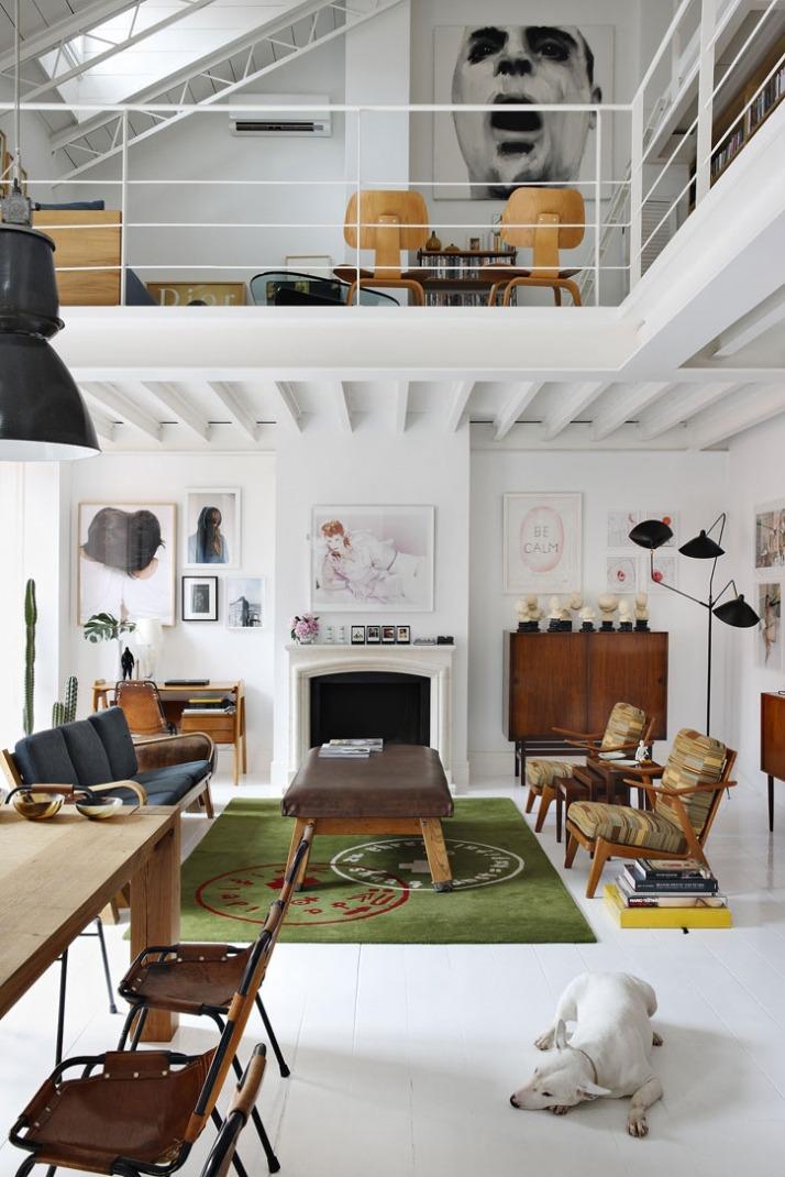 Delfin & Postigo residence in Madrid   dailyshit architecture       ShockBlast