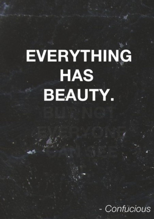 aquaticwonder:  Everything has beauty