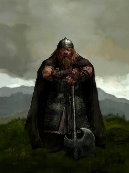 art-of-the-dwarves:  Gimli by Justin Sweet