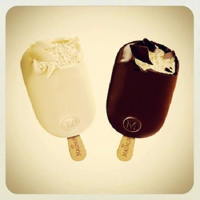 MAGNUM from day to night. What's your favorite time to indulge?