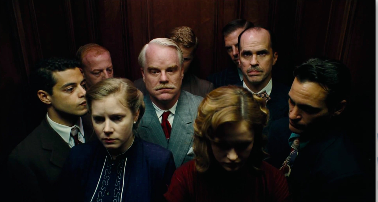 branduponthebrain:  The Master (Paul Thomas Anderson, 2012)  Every still I see from this film is absolutely gorgeous.