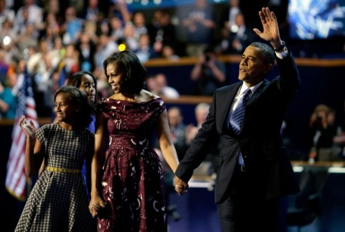 obamafamily:  Four more years of Obama family in the White House!  YES!!!!!!
