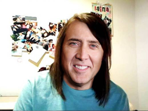 fuckyeahnickcage:  knowyourmeme:  I wish. KYMdb - Overly Attached Girlfriend  AJKGF UJSGFKS