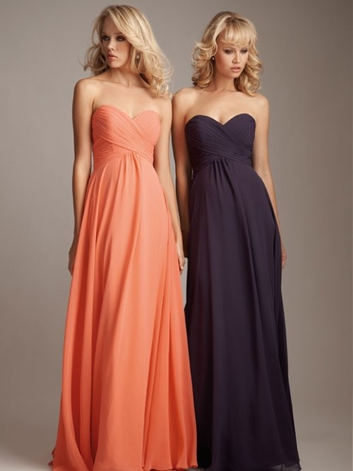 weddingstagemanager:  Bridesmaids Dresses
