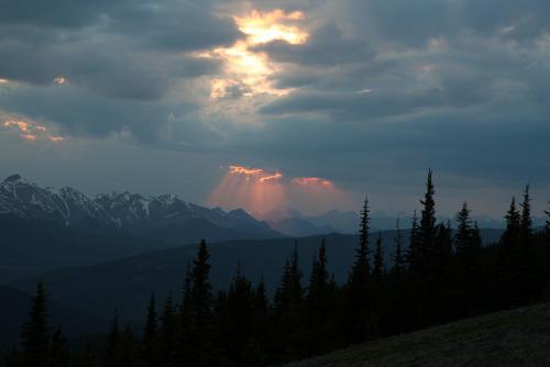 Solstice sunset by The 10 cent designer on Flickr.