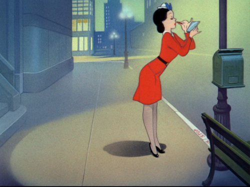 disneytoonland:  Reason and Emotion 1943