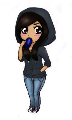 I like when my friends draw me :3