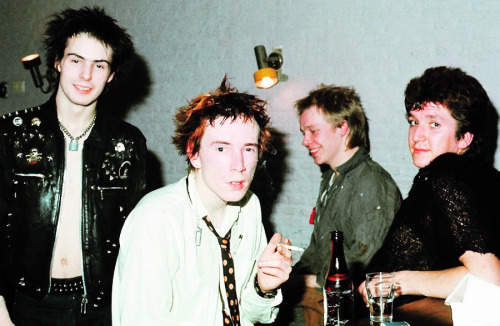 Sex Pistols, US tour, 1978