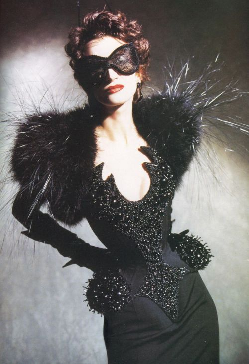 Dominique Issermann for Thierry Mugler