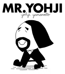Mr. Yohji #menswear